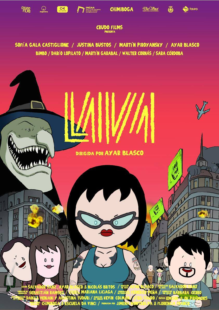 "Lava"" lo nuevo de Ayar Blasco - Cine de Género Latinoamericano"