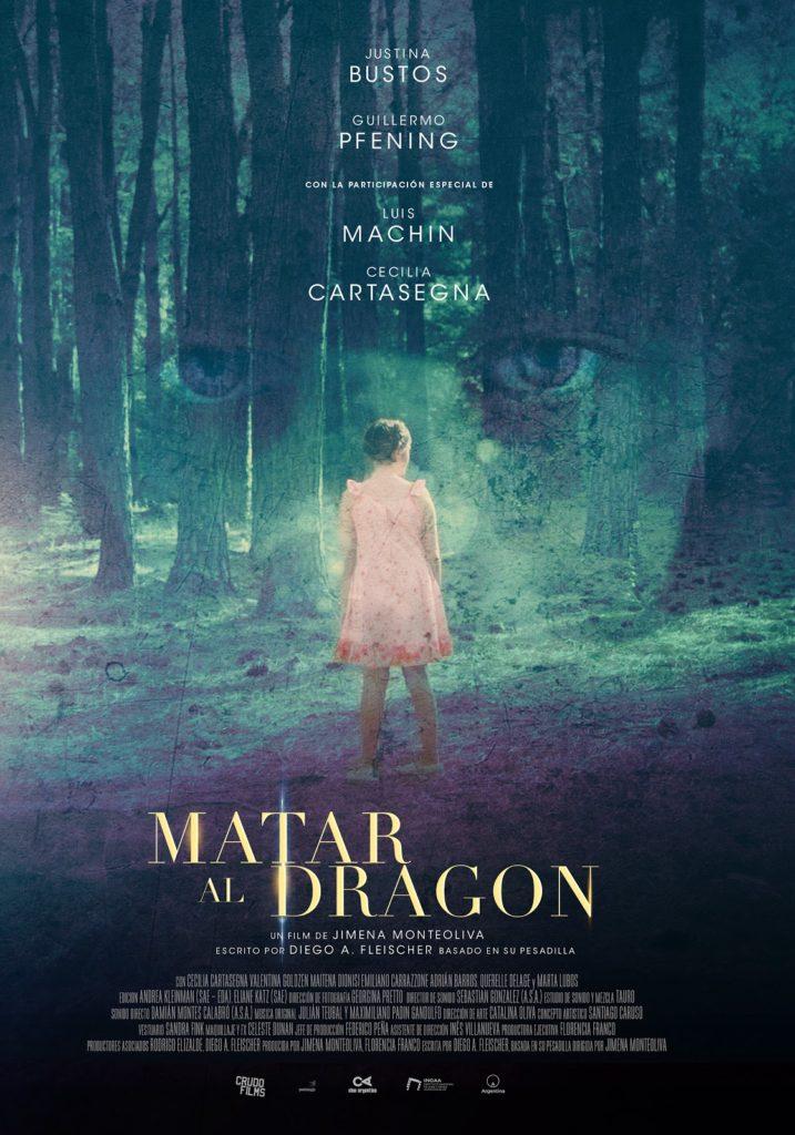 """Matar al dragon"""" lo nuevo de Jimena Monteoliva - Cine de Género  Latinoamericano"""